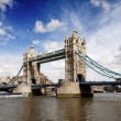 Tower Bridge in London, UK — Foto Stock