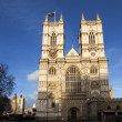 Westminster Abbey, London, UK. — Stock Photo