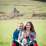 Happy family — Stock Photo #33816977