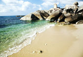 Exotiska beach — Stockfoto