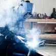 Welding work — Stock Photo #42797953
