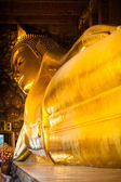 Reclining Buddha — Stock Photo