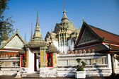 Wat Pho, Bangkok — Stock Photo
