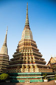 Wat Pho, Bangkok — Zdjęcie stockowe
