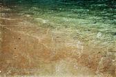 экзотический пляж праздник фон — Стоковое фото