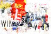 Digital collage art — Stock Photo