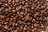 Coffee beans background. — Stock Photo