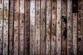 Brown wood plank wall texture background — Stockfoto
