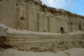 Sand klippor. — Stockfoto