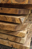 Wood for furniture making. — Stock Photo