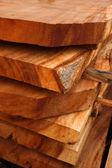 Wood for industrial applications. — ストック写真