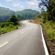 Winding Road in Thailand — Stock Photo #37108809
