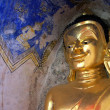 Buddhstatue. in holy places of Buddhism. — Stock Photo #37109315