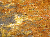Surface of the marble with brown tint — Stock Photo