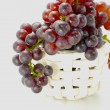 Small grape varieties for wine making. — Stock Photo #37114229