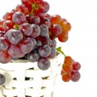 Small grape varieties for wine making. — Stock Photo #37114249
