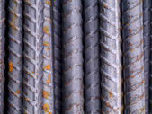 Steel bars for construction. — Stock Photo