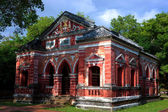 Old building in Historic Site on the mountain, southern Thailand — Stock Photo