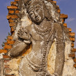 Sculpture, monuments, temples in Thailand. — Stock Photo #39435269