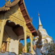 Thai temples in Northern Of Thailand. — Stock Photo #39433251