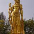 Sculpture, monuments, temples in Thailand. — Stock Photo #39434561