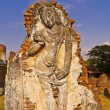 Sculpture, monuments, temples in Thailand. — Stock Photo #39435249