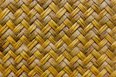 Basketry, folk art in Thailand. — Stock Photo