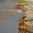 Collapse of road. — Stock Photo #39485955