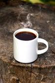 утренний кофе — Стоковое фото