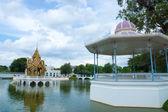 Bang pa-in palác v thajsku. — Stock fotografie