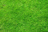 Green artificial turf pattern ,texture for background — Stock Photo