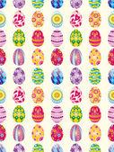 Seamless Easter Egg pattern — Stock Vector