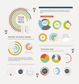 Infographic Elements — Stock Vector