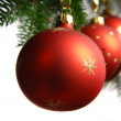 Christmas with Christmas tree — Stockfoto #14515761