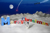 Merry Christman — Stock Photo
