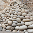 Stock Photo: Pile of rounded stones
