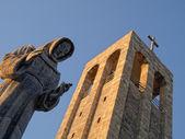 Rodos - Greece, Roman Catholic Church of San Francisco — Stock Photo