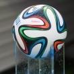 Постер, плакат: Mundial Brazuca Ball Football ADIDAS