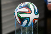 Mundial Brazuca Ball Football ADIDAS — Stock Photo