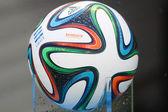 タグ mundial brazuca ボール サッカー アディダス — ストック写真