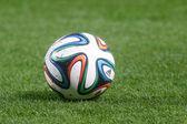 Mundial Brazuca Ball Football ADIDAS — Stock Photo