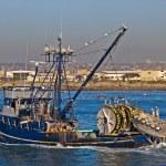 pesca comercial — Foto de Stock   #8417569