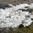 Andalusian village in Spain - Stock Photo
