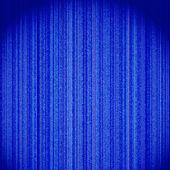 Blue illuminated texture — Stock Photo