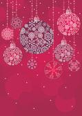 Christmas joy — Stock Vector