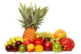 Multi Fruits with Pineapple — Stock Photo