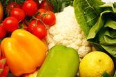 Fruits and vegetables — Foto de Stock