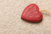 Valentine's Day Heart — Stockfoto