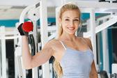 In der fitness-club — Stockfoto