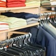 Clothing in store — Stock Photo #20016619